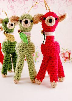 christmas deer diy handmade