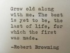 ROBERT BROWNING quote love quote Literary love by PoetryBoutique, $8.00