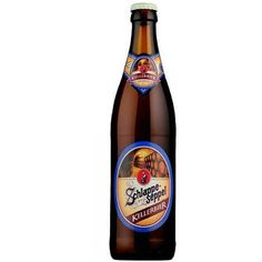 Cerveja  Schlappeseppel Kellerbier, estilo Keller/Zwickel, produzida por Eder & Heylands Brauerei, Alemanha. 5.5% ABV de álcool.