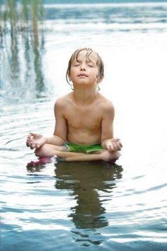 Zen! #relax #relaxation #kids #water #zen #chi #qi #yinyang #calm #equal #peace