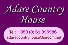 Adare Country House B, Adare County Limerick, Ireland