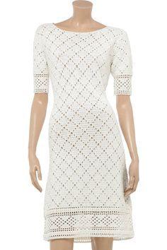 Crochet cocktail dress PATTERN, sexy crochet dress PDF pattern only, detailed…