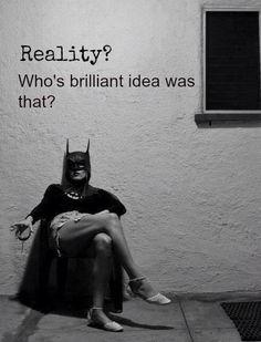 Reality? #ha