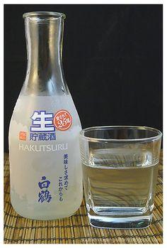Hakutsuru Draught Sake