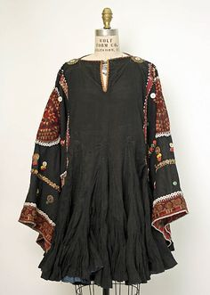 tunic - Afghanistan 20th century