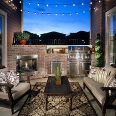 Small Outdoor Kitchen Design, Pictures, Remodel, Decor and Ideas - page 5
