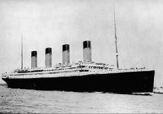 The Titanic: Goodwin Family and six Children in Third Class Died