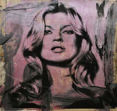 Mr. Brainwash: Kate Moss, 2010