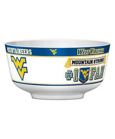 West Virginia Mountaineers Party Bowl