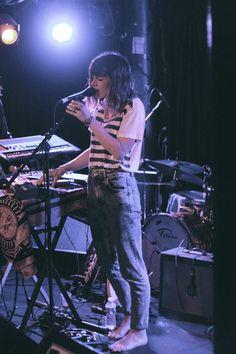 Musicien français, Melody Prochet.