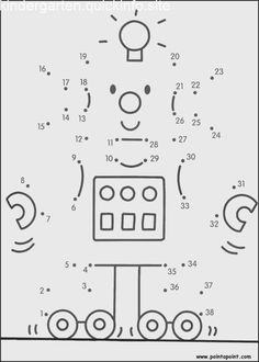 preschool letter R r is for robot tracing page numbers letters - Kindergarten Preschool Letters, Preschool Lessons, Preschool Worksheets, Preschool Activities, Teaching Kids, Kids Learning, Dot Robot, Maternelle Grande Section, Computer Basics