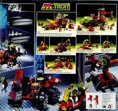 LEGO Mtron 1992 set