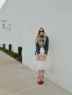 Fash Boulevard: Suede + Fur