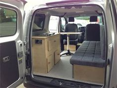 URBAN NV200 SWIVEL SEAT AT OUR EASTOFT WORKSHOP