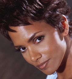 Halle Berry is very gorgeous