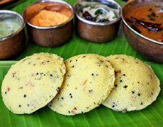 Amazong south indian : Kanchipuram Idlis