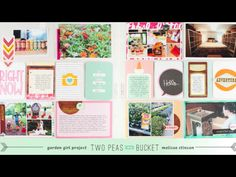 Pocket Pages by Melissa Stinson
