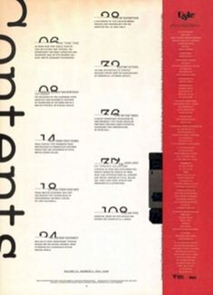 Brilliant Magazine Table Of Contents Design 28
