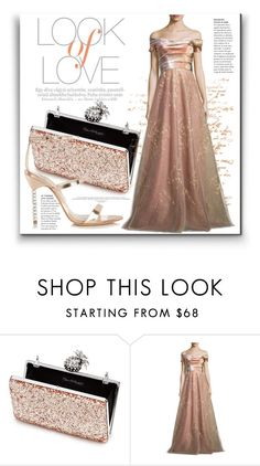 """""""Apricot Love"""" by ladydivaboss ❤ liked on Polyvore featuring Vince, Miss Selfridge, Rene Ruiz and Sophia Webster"""