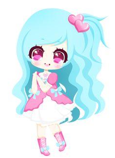 Minyu by Miielle.deviantart.com on @deviantART