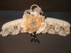 PADDED HANGER Luxury Wedding Bridal Soft Silver by HomeChiqueHome, $30.00