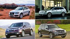 Best used SUVs for 2013: The Car Connection - Yahoo! Autos