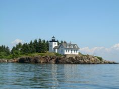 Indian Island Lighthouse