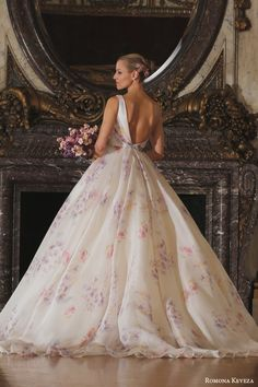 Romona Keveza Luxe Bridal Collection Spring 2016 Wedding Dresses