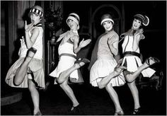 I would love to hold a prohibition/1920s themed party but only on the condition that all my guests would dress the part, and I have no faith that they would.