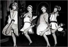 1920s Sassy Ladies