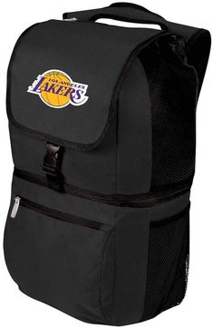 200f12ee0d82 Picnic Time Los Angeles Lakers Zuma Backpack Cooler Backpack Cooler