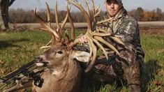 Illinois Bowhunter Shot Newly Confirmed New World Record Non-typical Whitetail Buck