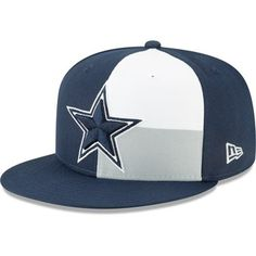size 7 1//4 Dallas Cowboys NFL Sideline 59FIFTY Fitted Baseball Cap