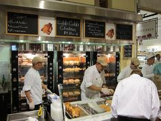 Eataly Rosticceria; Seriously Delicious