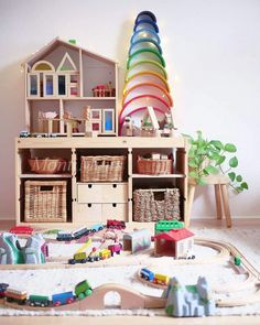 On His Regal With 3 5 Years Classroom Environments Playroom - Playroom Ideas - Playroom Montessori, Montessori Blog, Toddler Rooms, Baby Boy Rooms, Baby Room, Girl Rooms, Nursery Room, Girl Nursery, Kids Bedroom