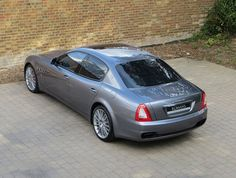 Maserati Quattroporte Sport GT S Maserati Merak, Maserati Quattroporte Gts, Maserati Gt, Top Luxury Cars, Rolls Royce Cars, Cars Uk, Best Muscle Cars, Car Show, Classic Cars