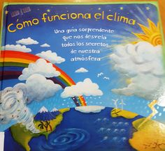 Why do hurricanes happen? What is a tornado? Why does it snow? Answering all of these questions and many more, this book is an entertaining, engaging exploration of the world's weather and climate systems. World Weather, Weather And Climate, Science Lessons, Science Education, Up Book, This Book, What Is A Tornado, Weather Words, 1st Grade Science