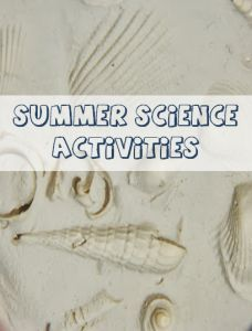 Summer Science Activities for Kids #kidsactivities