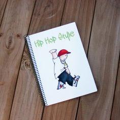 libreta hip hop