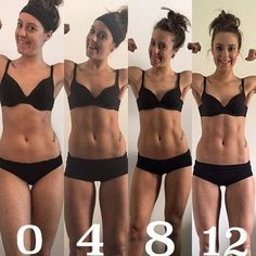 """Alright guys! Here is a progress pic starting from this last 12 weeks week 0-12! I don't think it does the justice of my full transformation because you can't see my legs or arms very well but it does show my mid section progress pretty good! I became much more lean! I got rid of a lot of that stubborn """"pudge"""" we all hate! As far as my abs go they have made immense progress! Looking at the pictures side by side it's hard to tell but my stomach is much more flat and abs are more seen when…"""