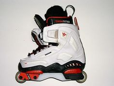 TRS. Used to have these skates. Wish Rollerblade would re-release them.