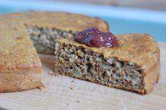 Fotorecept: Mrkvovo-orechový koláč