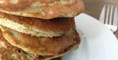Courgette boekweit pannenkoeken    recept