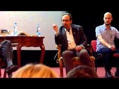 Derek Muller (Veritasium) asks Richard Dawkins and Lawrence Krauss about atheism... - http://holesinthefoam.us/derek-muller-veritasium-asks-richard-dawkins-and-lawrece-krauss-about-atheism-afo-2015-olomouc/