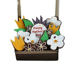 Mother's Day cookie tin £20.00