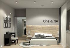 Sypialnia styl Minimalistyczny - zdjęcie od m.design - Sypialnia - Styl Minimalistyczny - m.design