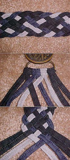 Мастер-класс: плетение пояса Motif Ikat, Paracord, Diy Tutorial, Gladiator Sandals, Braids, Jewelry Making, Knitting, Crochet, Creative
