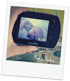 Le Babyphone Touch Screen de chez Babymoov à gagner chez Maman Floutch !! http://mamanfloutch.com/2013/11/12/touch-screen-babymoov/