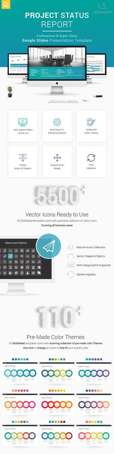SlideSalad Infographic Pack 03 PowerPoint Template PowerPoint