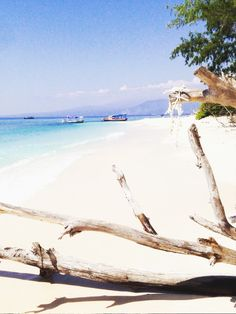 10. Zu denGili-Inseln rüber schippernWer auf Bali urlaubt, muss, muss, muss ein paar Nächte auf den Gili Inseln einplanen. Die drei winzigen Inseln gehören zu Balis Nachbarinsel Lombok und sind vom Festland per Speedboat erreichbar. Auf den Gilis gibt es keine riesen Hotelanlagen, geteerten Straßen oder motorisierte Fahrzeuge, nur Feldwege und Pferdekutschen-Taxis. Die größte, Gili Trawangan, ist bekannt für ihre Reggae-Bars und Full Moon-Partys. ...